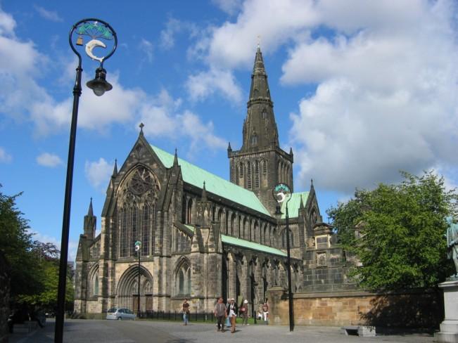 Nhà thờ lớn Glasgow