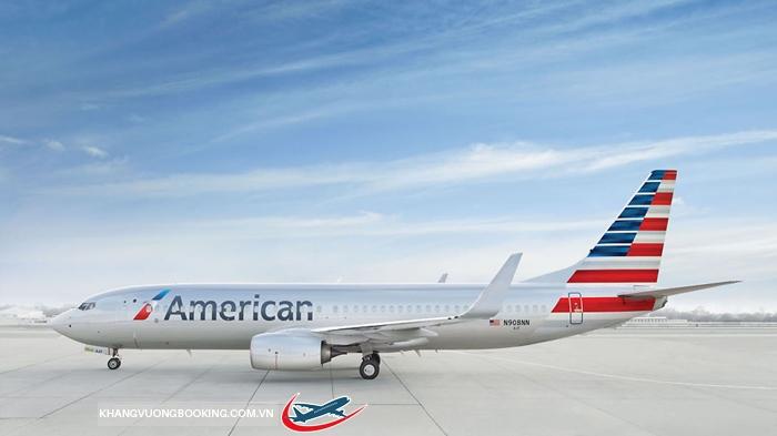 Hãng hàng không Ameriacan Airlines