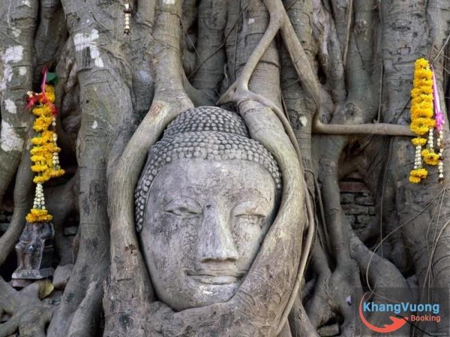 cố đô ayutthaya2