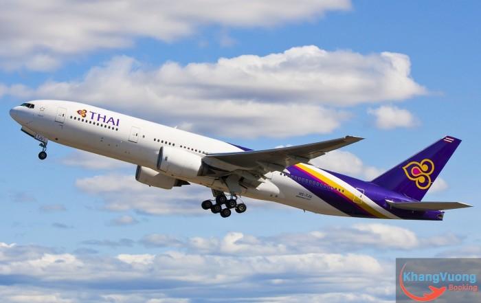đội bay Thai airways