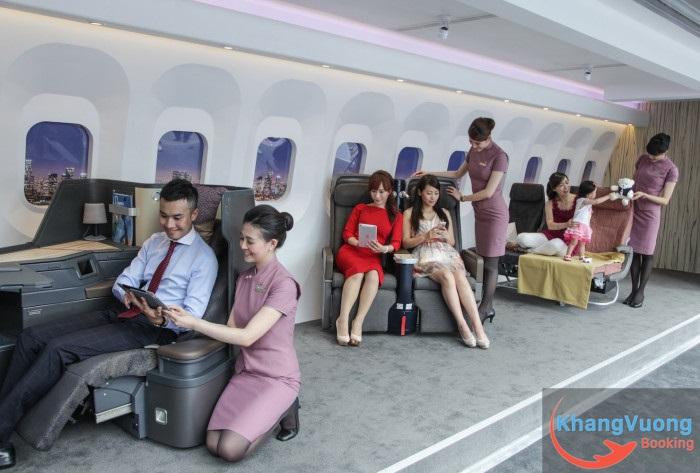 hạng ghế china airlines