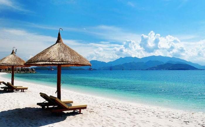 bãi biển mỹ khe