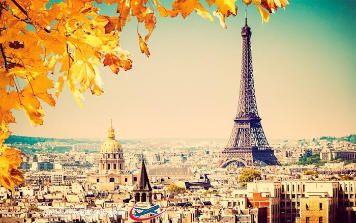 Paris lãng mạn