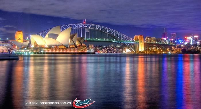 Sydney về đêm