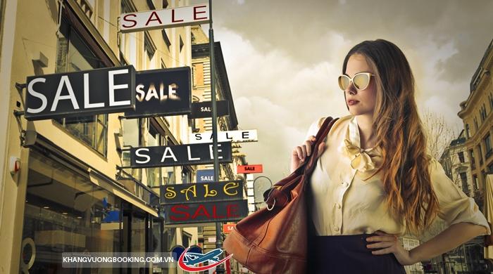 Mùa Big Sale tại Singapore