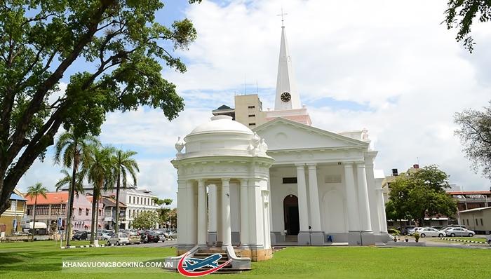 nhà thờ thánh George