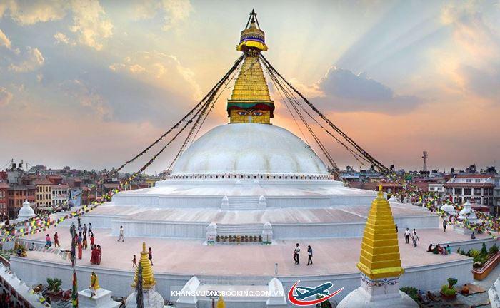 Kathmandu có nhiều công trình kiến trúc đẹp