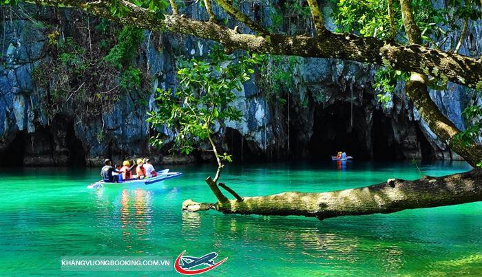 Điểm đến đẹp ở Philippines