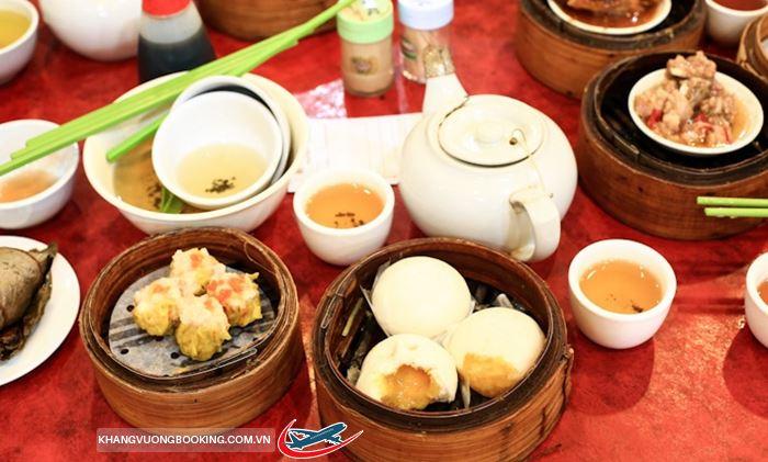 Món ngon Hongkong