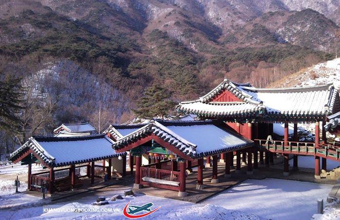 Ngôi chùa Cheongpyeongsa