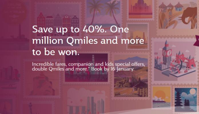 Qatar Airways mở bán vé khứ hồi chỉ từ 16,8 triệu đồng