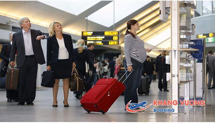 Quá 32 tuần Vietjet Air sẽ có quyền từ chối bạn