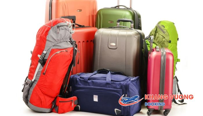 Các hành lý quá cỡ sẽ được tính vào tổng trọng lượng hành lý ký gửi