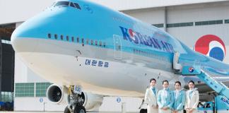 Chương trình KM tháng 1/2018 của Hãng Korean Air