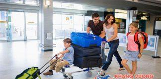 Quy định hành lý miễn cước và hành lý tính cước Vietnam Airlines