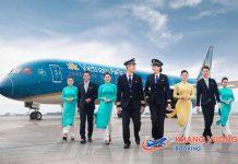 Vietnam Airlines tài trợ chi phí bay cho cổ động viên sang Trung Quốc cổ vũ U23 Việt Nam