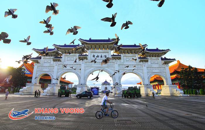 Xin visa đi Đài Loan du lịch năm 2018