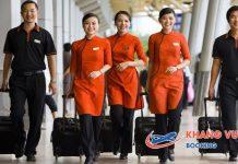 Hoàn đổi vé máy bay Jetstar