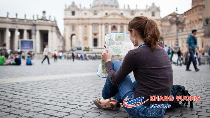 Luôn mang theo bản đồ theo mình