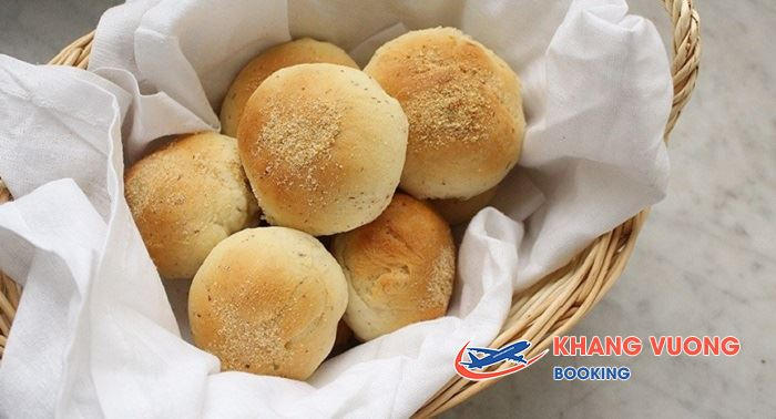 Bánh mì Pandesal