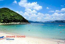 Hap Mun Wan bãi biển xa xôi nhất của Hồng Kông