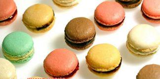 Macaron loại bánh đặc trưng của