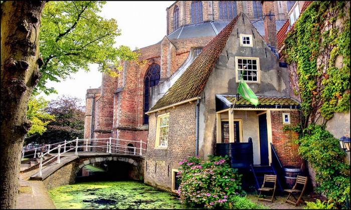 Delft Hà Lan