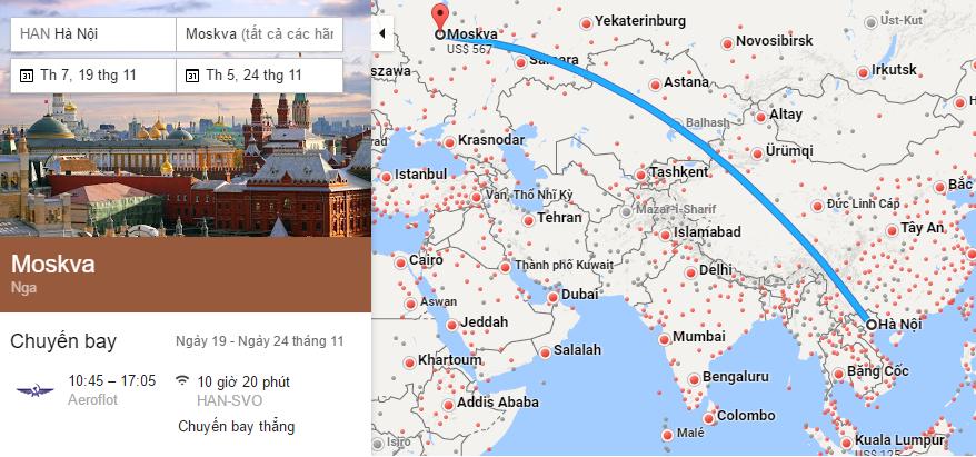 HN-Mos t11 aeroflot map