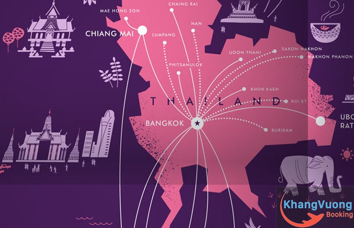 đườngbay thai airways