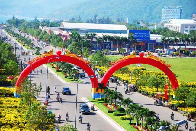 Trung tâm TP Quy Nhơn