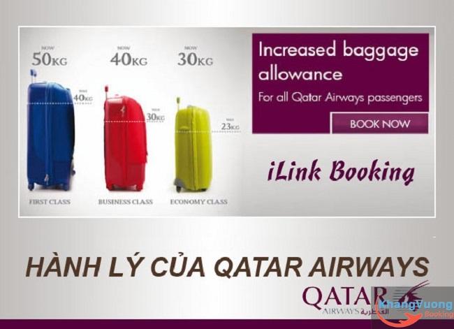 hành lý qatar