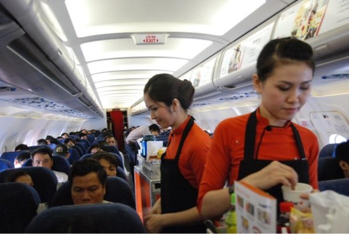 phục vụ jet