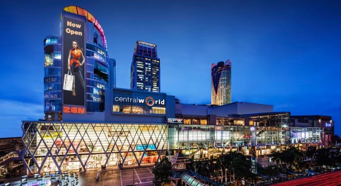 Trung tâm mua sắm Central world