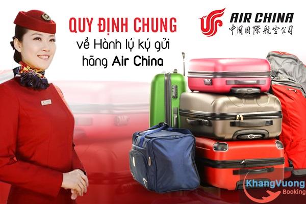 hành lý air china