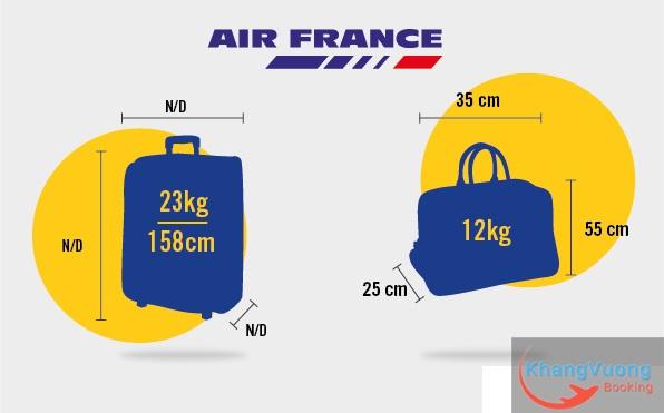 hành lý air france