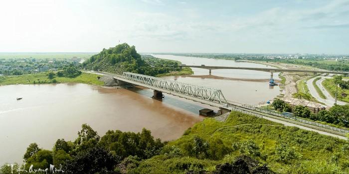Cầu Hàm Rồng - Thanh Hóa