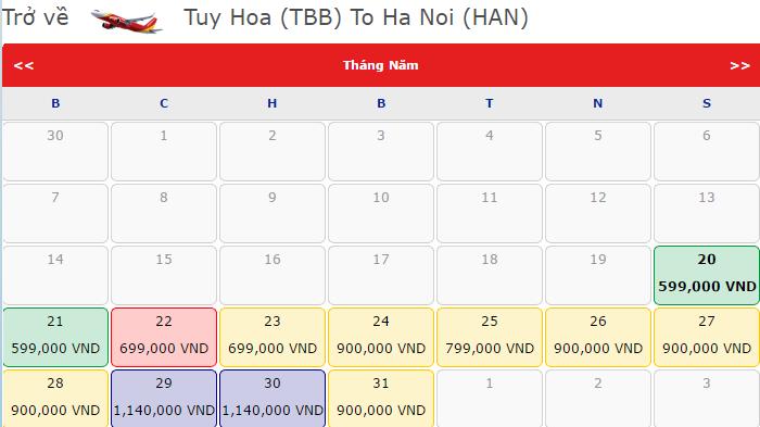 Tuy Hoa - HN