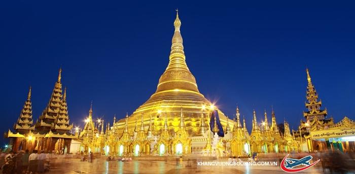 Chua Shwedagon