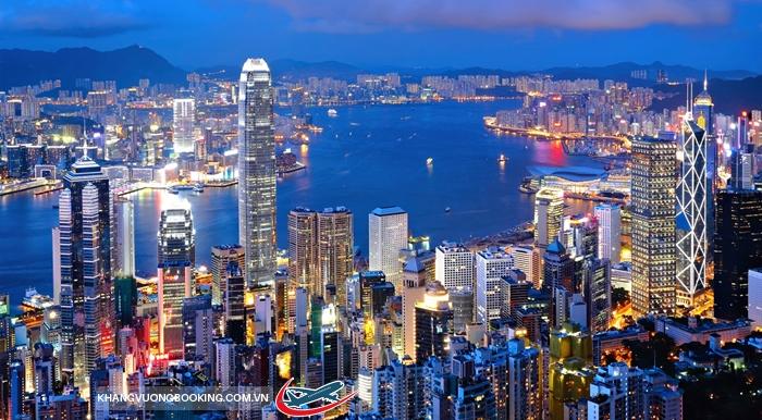 Hong Kong về đêm