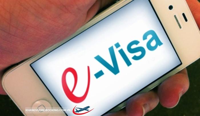 E-Visa là viết tắt của từ visa điện tử - Electronic Visa