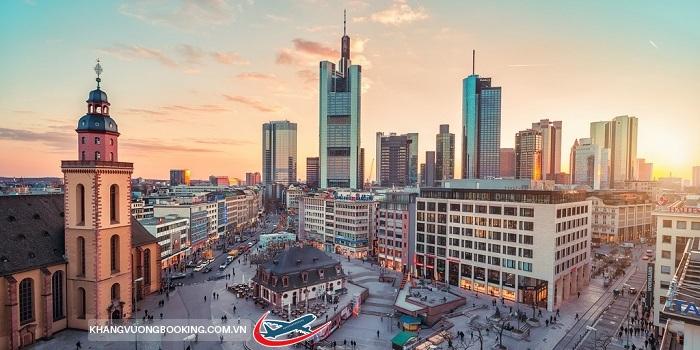 Du lịch Frankfurt