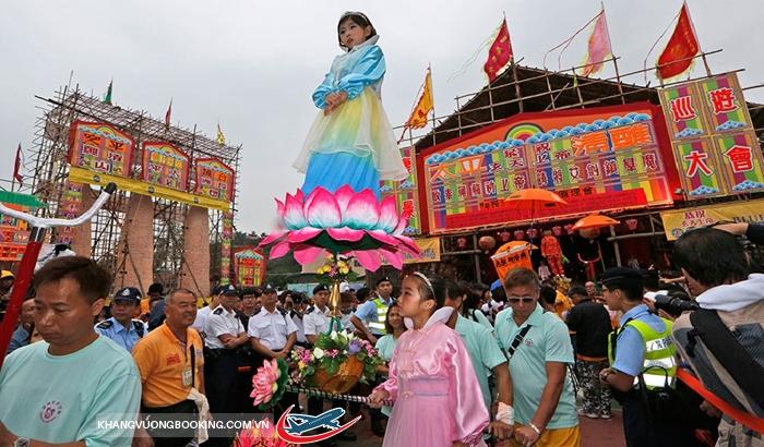 Lễ hội bánh bao Cheung Chau Bun
