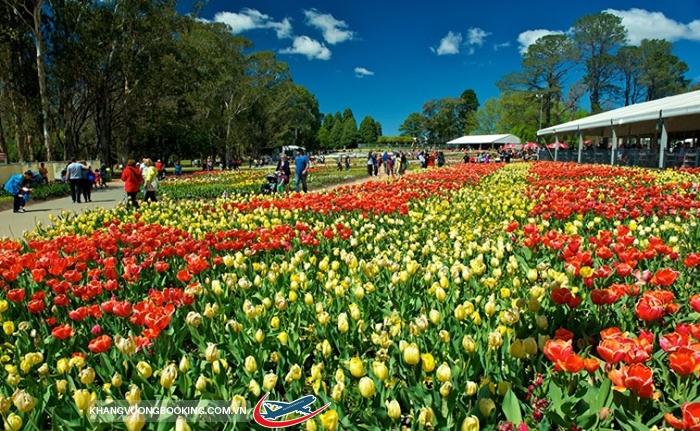 Mùa xuân Úc