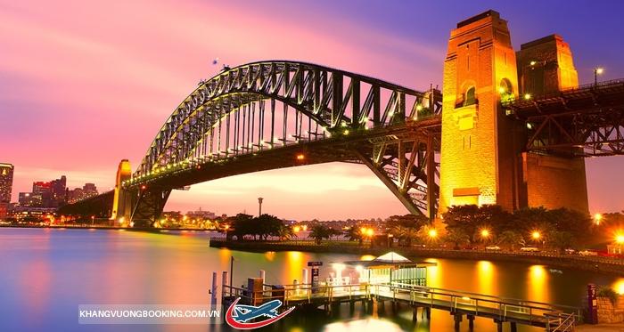 Cầu cảng Harbour Bridge