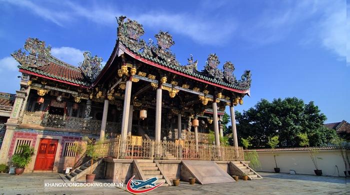 Phố cổ Penang