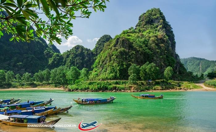 Vườn quốc gia Phong Nha-Kẻ bàng