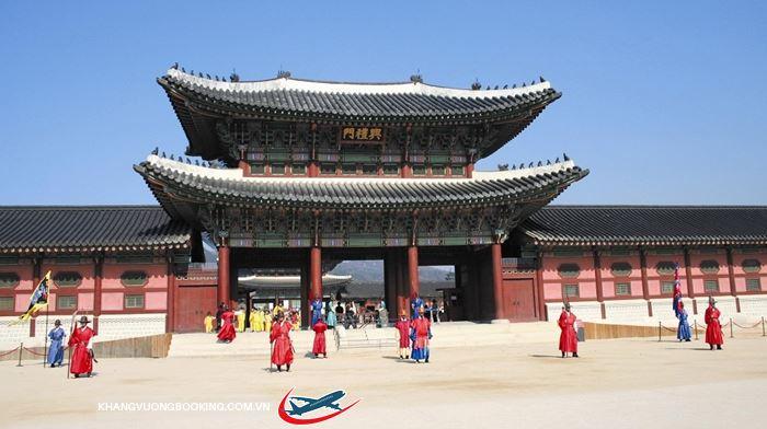 cung điệnGyeongbok-gung