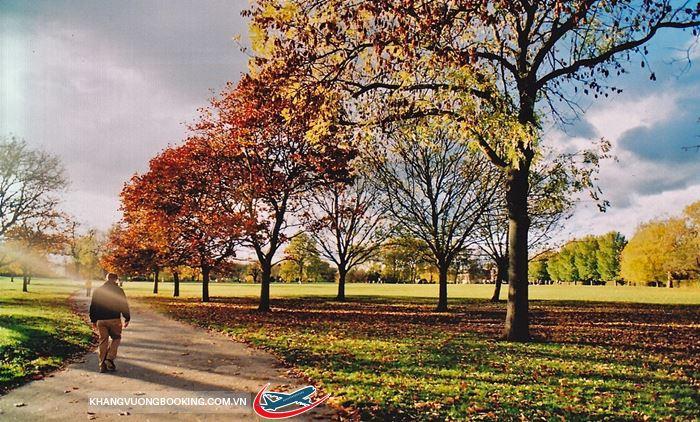 Công viên Regents