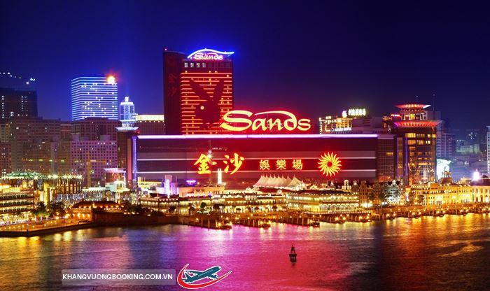 Du lịch Ma Cau Trung Quốc!