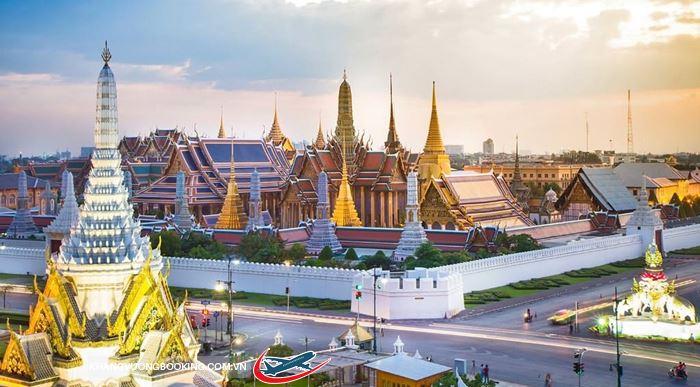 Vẻ đẹp cổ kính ở thủ đô Thái Lan Bangkok
